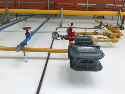LPG Gas Storage & Piping system 9